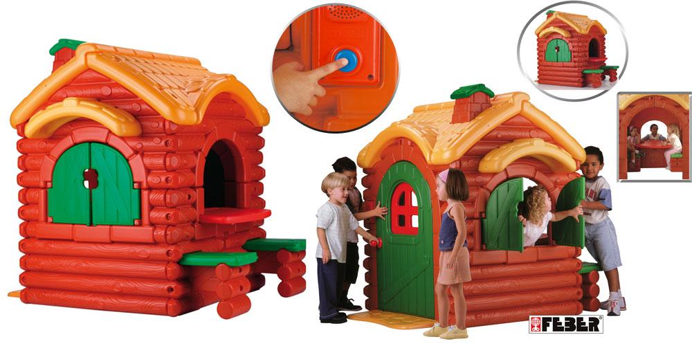 Las 10 mejores casitas de juguete pintando una mam for Casas de jardin para ninos de plastico