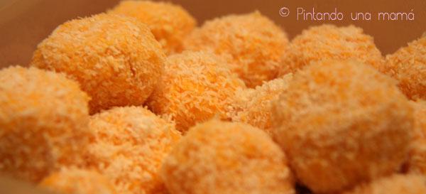 Bolitas de cake ideas and designs - Dulce de zanahoria ...