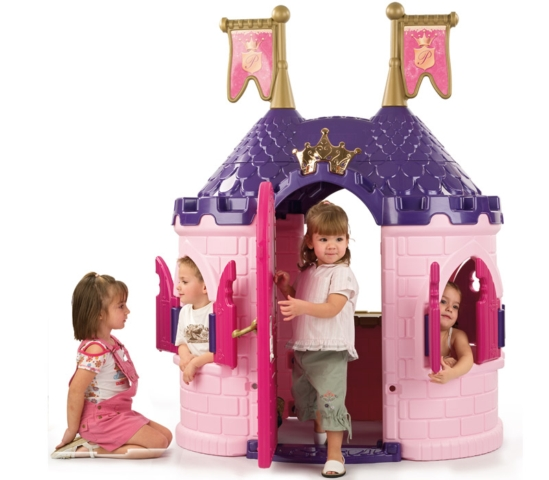 Casa de princesas Disney - Imagui