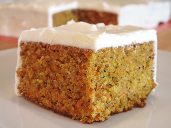 Carrot Cake Light Thermomix