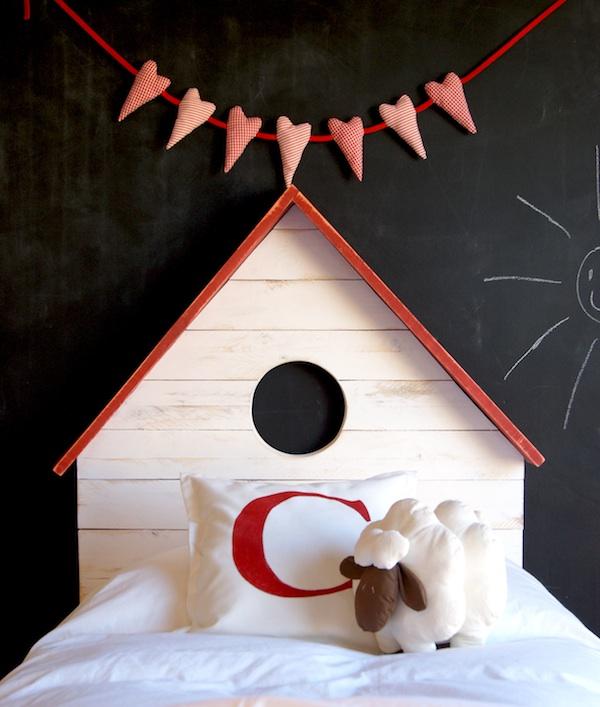 Cabeceros originales para la habitaci n de los ni os - Cabeceros originales infantiles ...