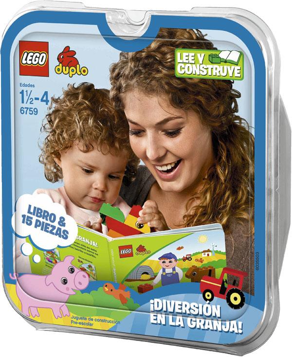 LeeyConstruye_LEGO_Granja2_PintandoUnaMama