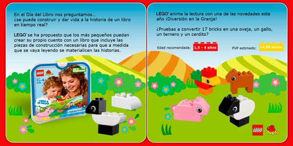 LeeyConstruye_LEGO_Granja_PintandoUnaMama