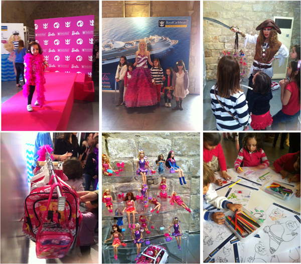 Fiesta_Barbie_Experience_Premium_Royal_Caribbean_PintandoUnaMama