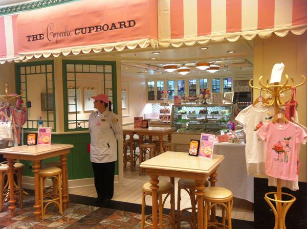 Tienda_shopping_Cupcakes_Coffee_Crucero_Royal_Caribbean_PintandoUnaMama