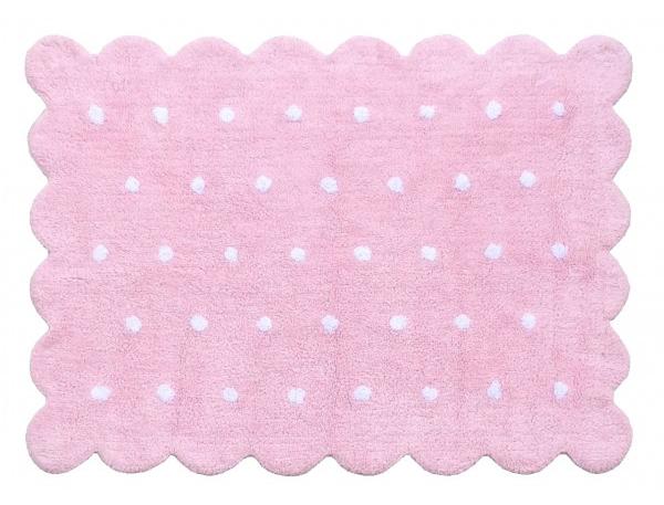 alfombra_lavable_modelo_Galleta_Rosa_Lorena_Canals_PintandoUnaMama