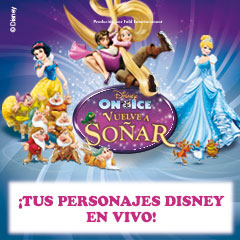 Entradas para el Espectáculo Disney On Ice