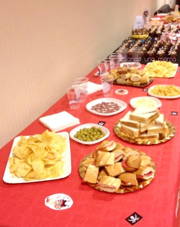 Fiesta_Pirata_Cupcakes_Mesa_Montada_PintandoUnaMama