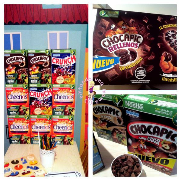 Revolucion_Nutricional_Nuevos_Nestle_Cereales_PintandoUnaMama