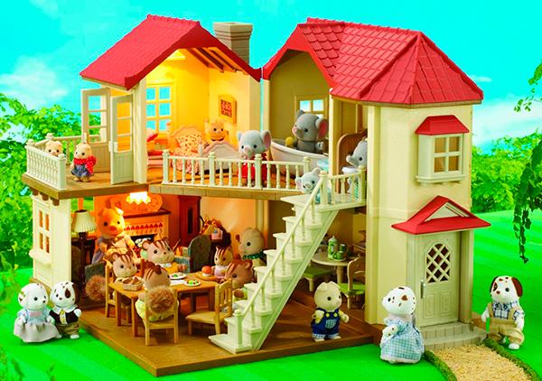 Casa_Sylvanian_Families_PintandoUnaMama