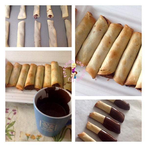 Dulces_de_Chocolate_Ideas_Fiesta_Ninos_PintandoUnaMama