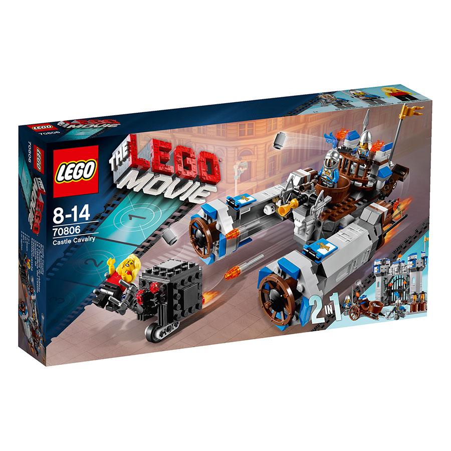 LEGO_CaballeriaCastillo_Pintandounamama