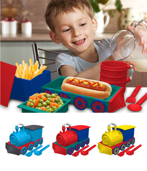 set-comida-tren_Pintandounamama