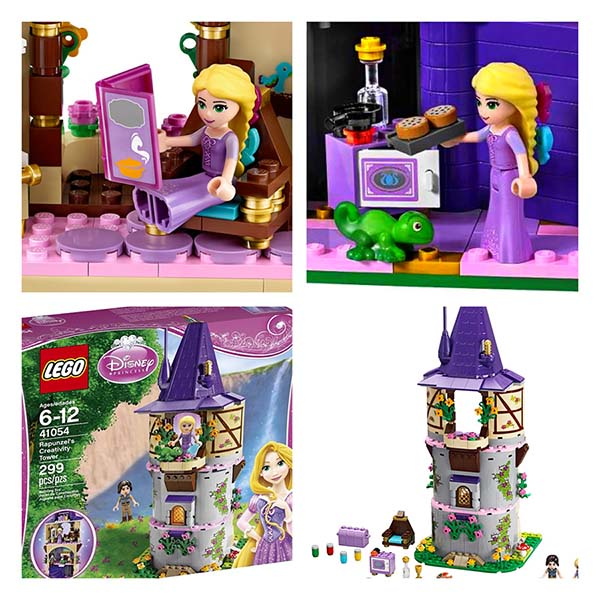 LEGO_Princesas_Rapunzel_PintandoUnaMama_600