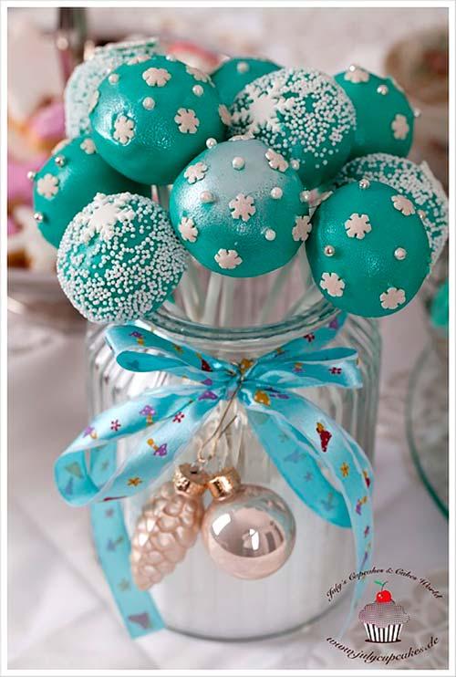 Cake Pop Arrangement Ideas