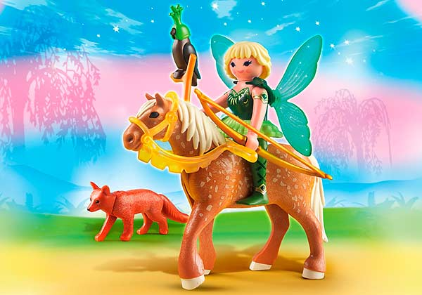 Playmobil_Fairies_PintandoUnaMama