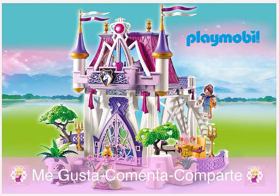 Playmobil_Princesas_PintandoUnaMama