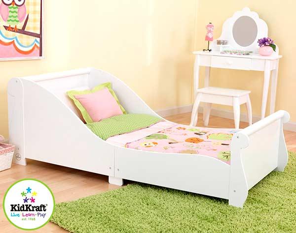 8 camas ideales habitaci n infantil ni as pintando una for Camas dobles para ninos precios