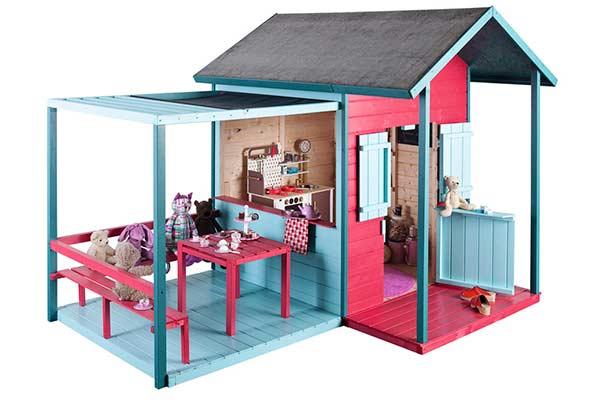 Casas de madera para ni os por dentro imagui for Casa de jardin ninos