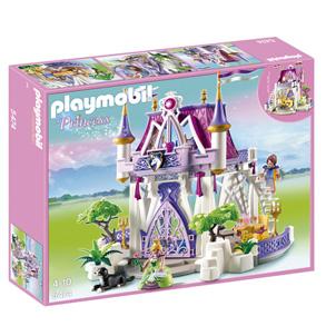 Castillo-Cristal-de-Playmobil
