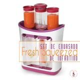 Set de envasado Fresh Squeezed de Infantino
