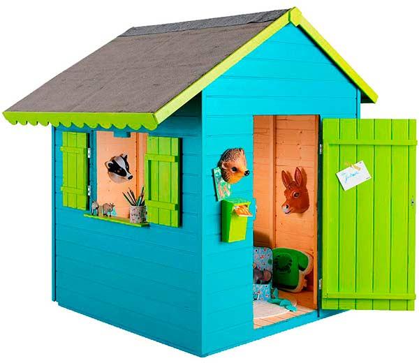 Casa para ninos de madera dise os arquitect nicos - Casa infantiles de madera ...