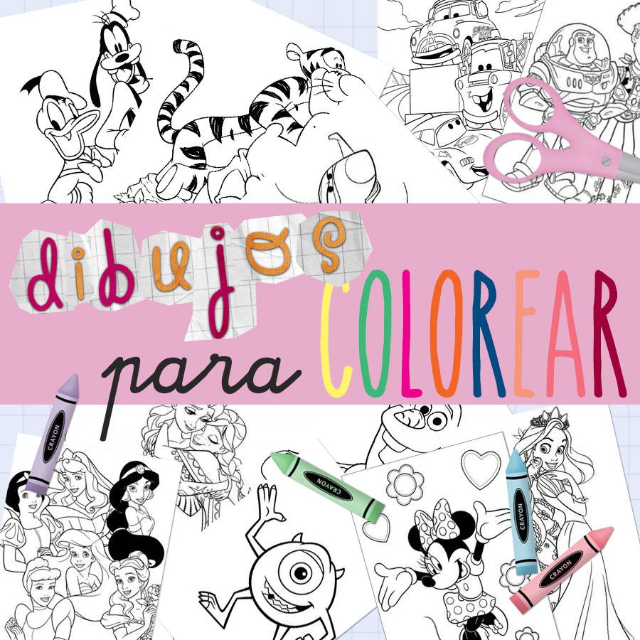 dibujos-colorear-gratis-disney