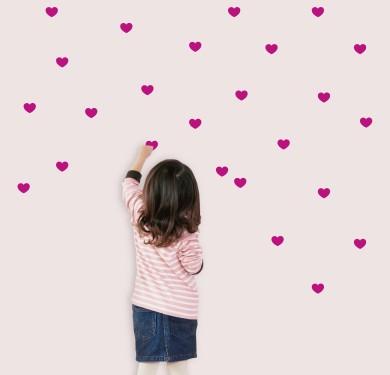 vinilo-mini_hearts