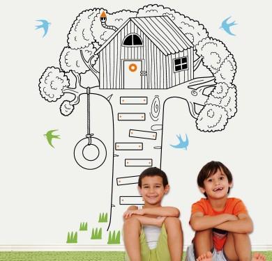 vinilo-my_tree_house