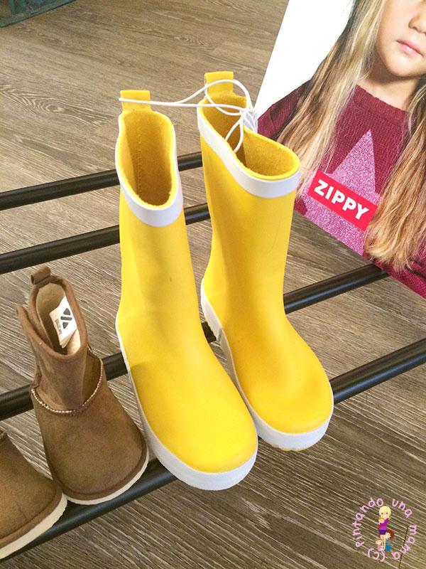 botas-agua-amarillas-zippy