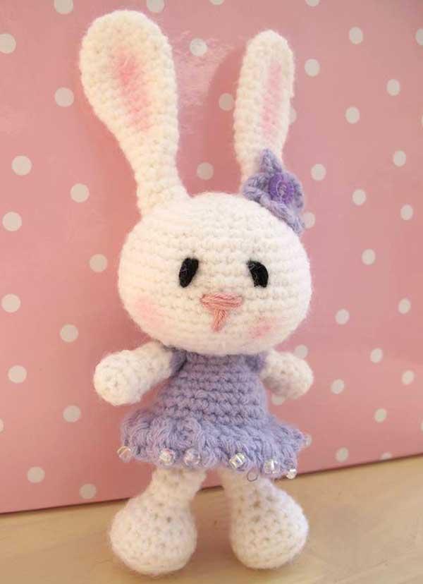 Conejito_Crochet