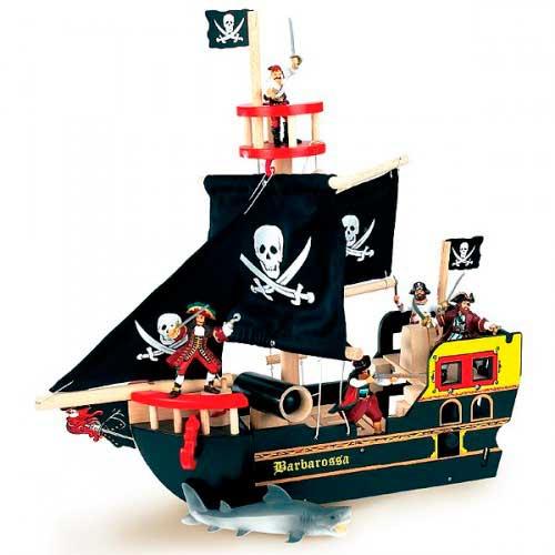 Barco-Pirata_Madera_Juguetik