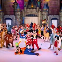 Nueva Gira de Disney On Ice 2015