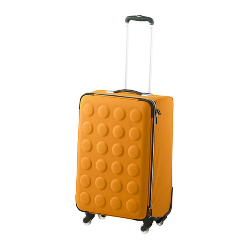 upptacka-maleta-con-ruedas-plegable-naranja