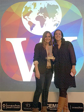 Premio Wloggers One 2015 al Mejor Blog de Mamá
