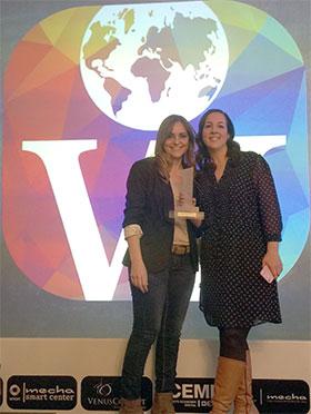 Premio Wloggers One 2015 al Mejor Blog de Mamá
