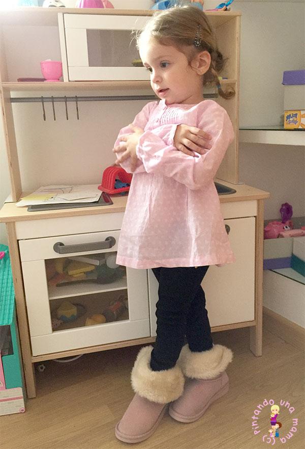 outfit niña