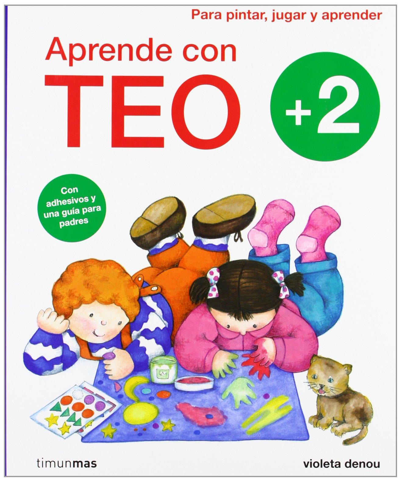 Cuadernos de Vacaciones para Niños hasta 2 Años