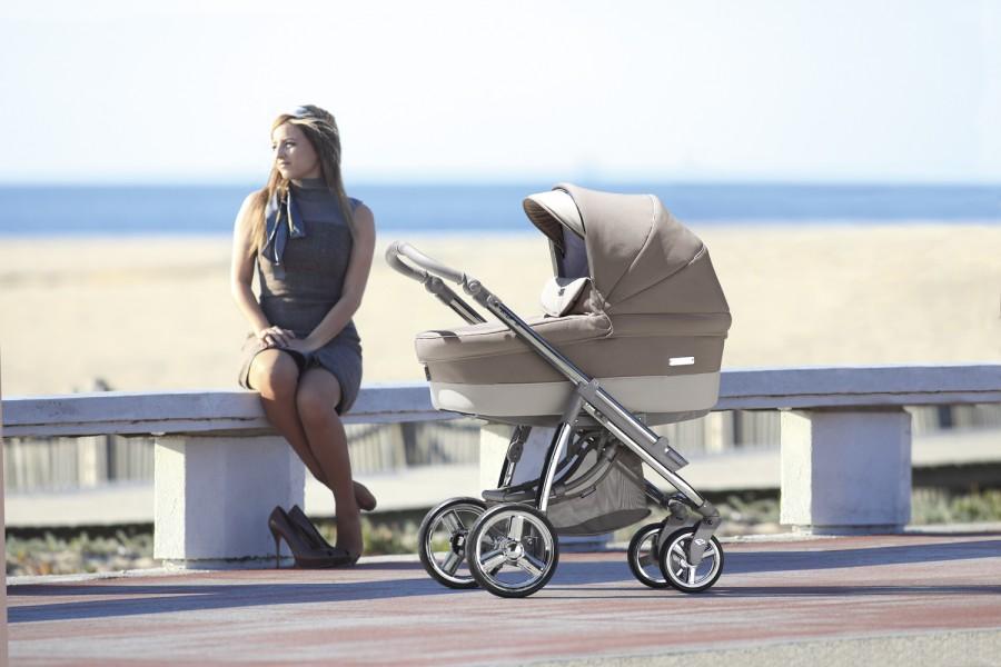 Nuevo Carrito de bebé Pack Ip-Op XL de Bébécar