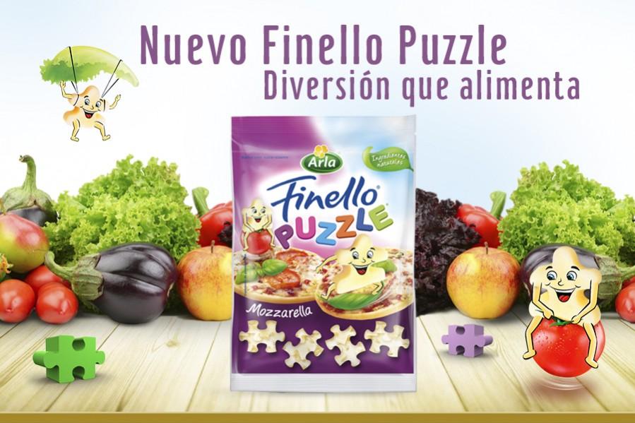 Consigue un Puzzle Personalizado con Finello Puzzle