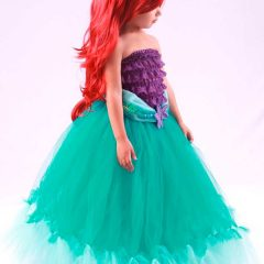 Disfraces de Princesas Disney con Faldas de Tul
