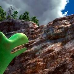 El Viaje de Arlo de Disney Pixar