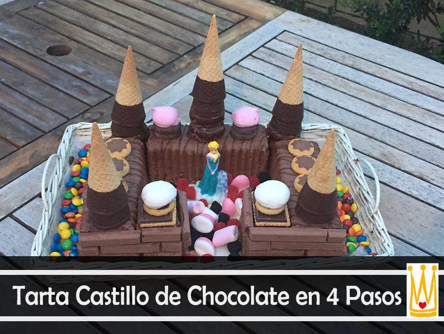 Tarta-en-forma-de-Castillo-en-4-pasos