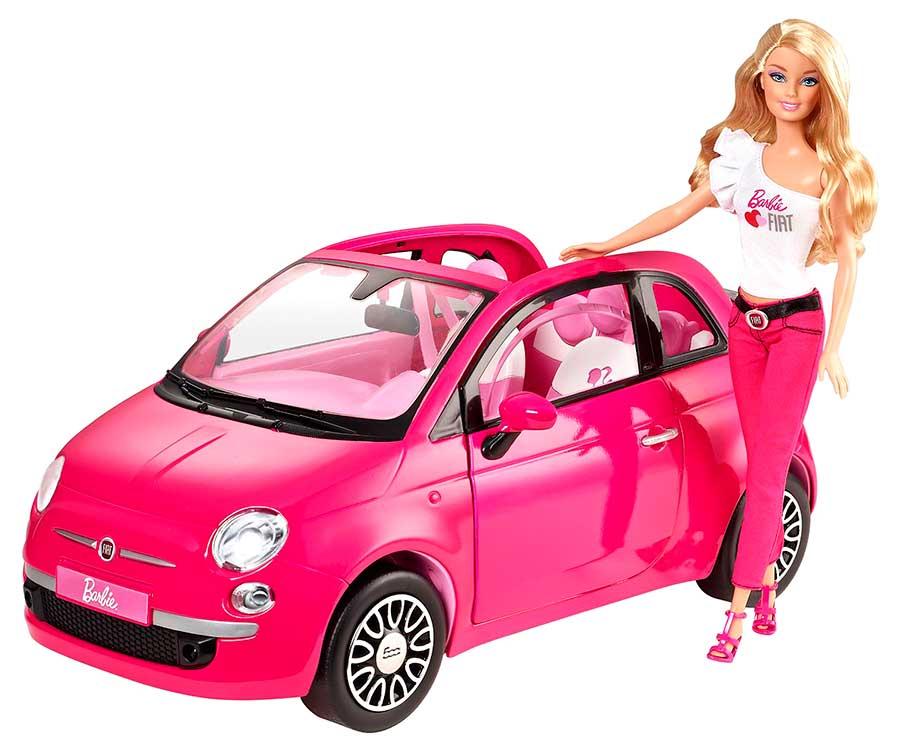 Barbie_Coche