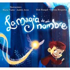 Libros Personalizados para Niños La Magia de Mi Nombre