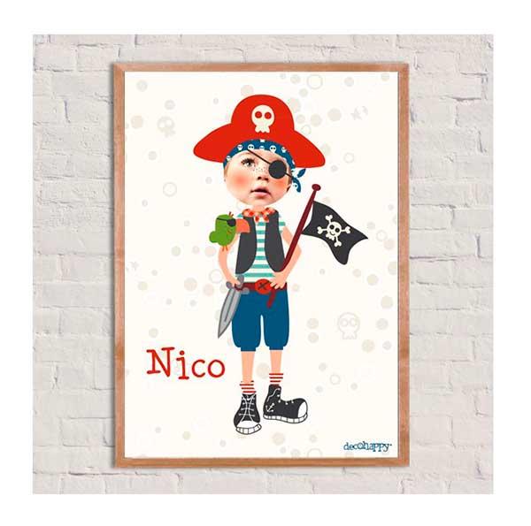 lamina-infantil-personaje-pirata