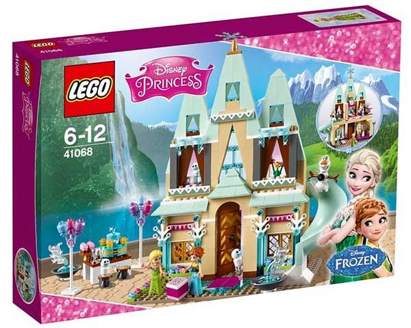 Celebracion-en-el-Castillo-de-Arendelle-de-LEGO