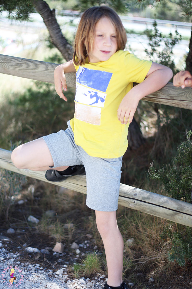 bermudas-camiseta-nino-verano
