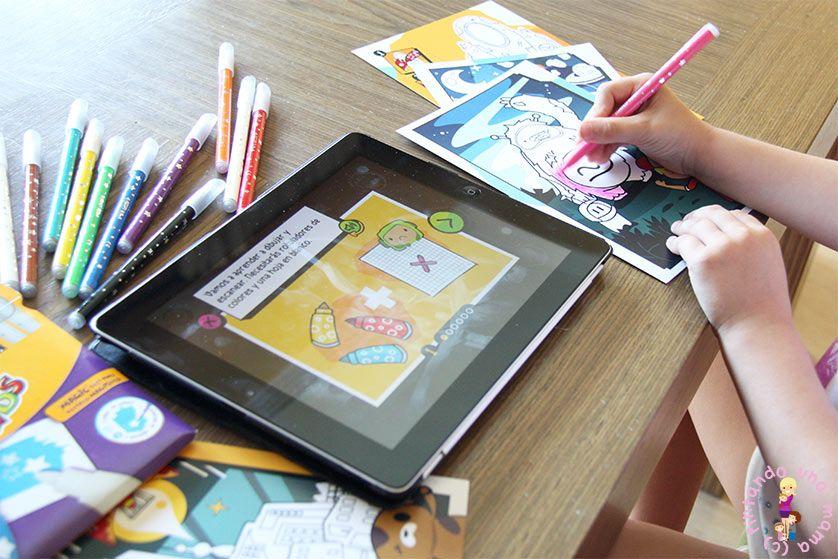 app educativa drawybook