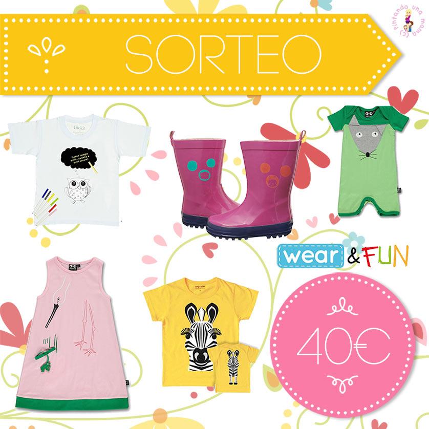 sorteo wear and fun